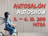 Autosalón Nitra 2019 (3.-6.10.2019)
